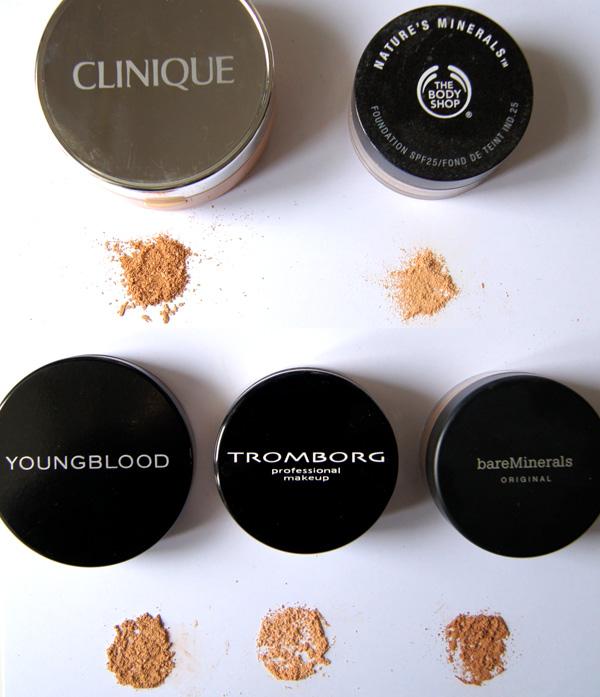 Tromborg mineral foundation vanilla tilbud